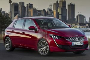 Así podría ser el Peugeot 208 II para 2019