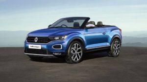 Volkswagen T-Roc cabrio, al Evoque le sale un rival