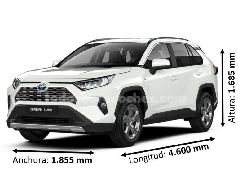 Medidas Toyota RAV4