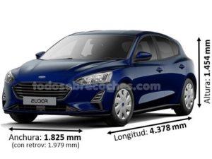 Medidas Ford Focus