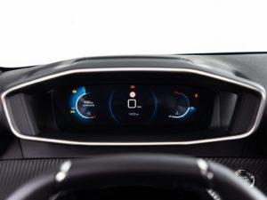 Peugeot 208 2019 cuentakilometros tres dimensiones