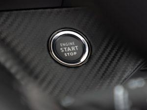 Peugeot 208 2019 engine start stop