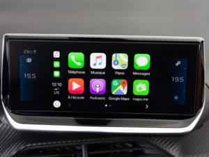 Peugeot 208 2019 pantalla grande gt line carplay