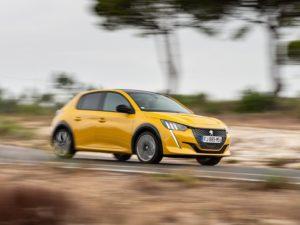 Peugeot 208 2020 en marcha