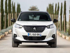 Peugeot 2008 2019 vista frontal