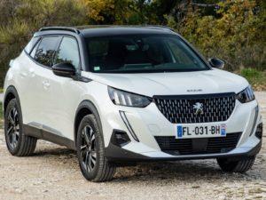Peugeot 2008 2020 blanco nacarado