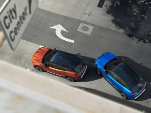 Peugeot 2020 park assistance