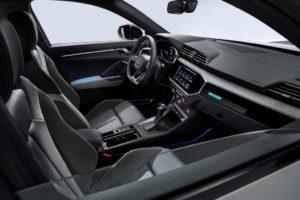 Audi Q3 Sportback 2019 plazas delanteras
