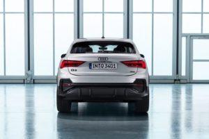Audi Q3 Sportback 2019 vista trasera