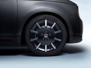 Honda e 2020 llantas negras