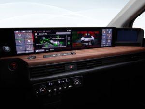 Honda e 2020 pantalla grande