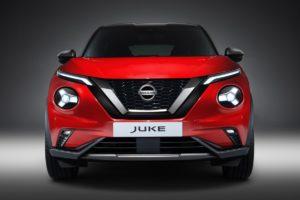 Nissan Juke 2020 frontal
