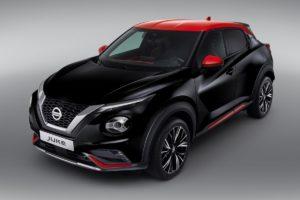 Nissan Juke 2020 nismo negro desde arriba