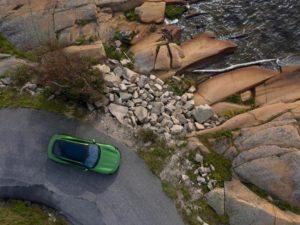 Porsche-Taycan-vista-aerea-drone