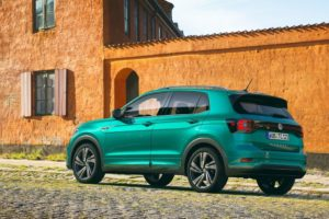 Volkswagen T-Cross 2019 en casa rural