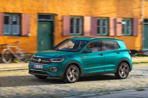 Volkswagen T-Cross 2019 fotos hd