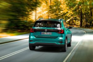 Volkswagen T-Cross 2019 wallpaper carretra
