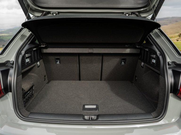Audi Q2 2018 maletero