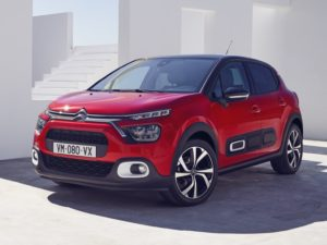 Citroen C3 2020 wallpaper
