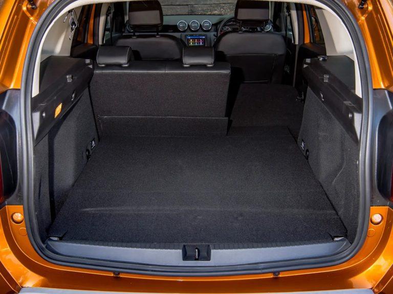 Dacia Duster 2019 maletero