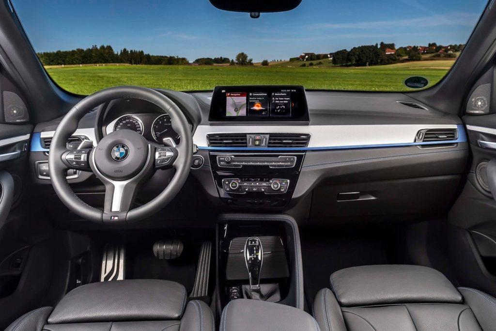 Interior BMW X1 2020