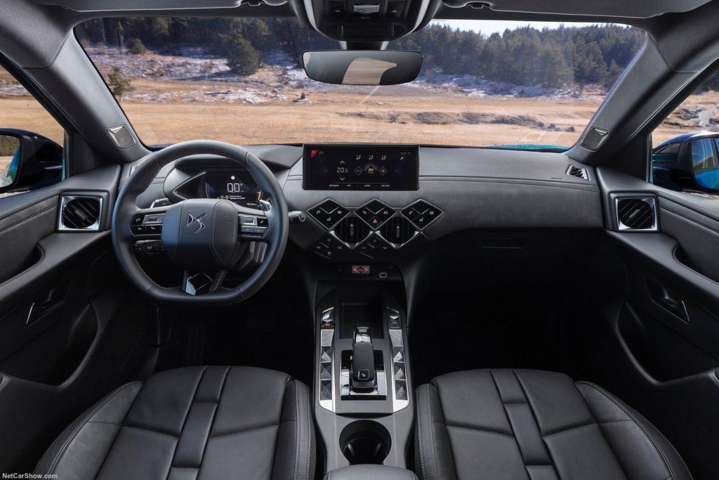 Interior DS 3 Crossback 2019