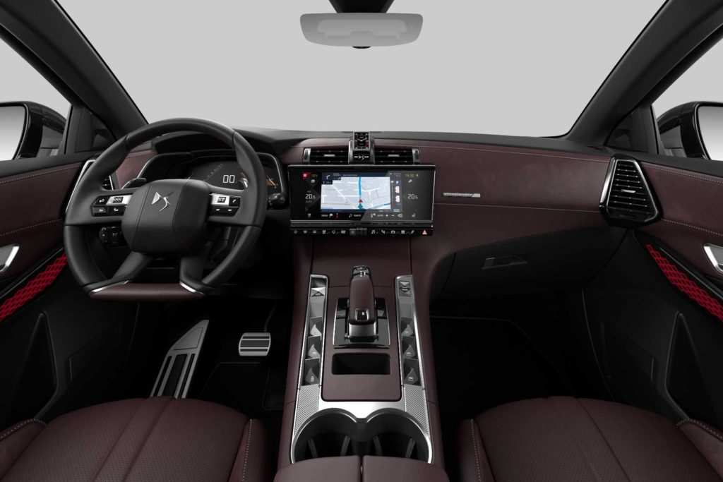 Interior DS 7 Crossback 2018