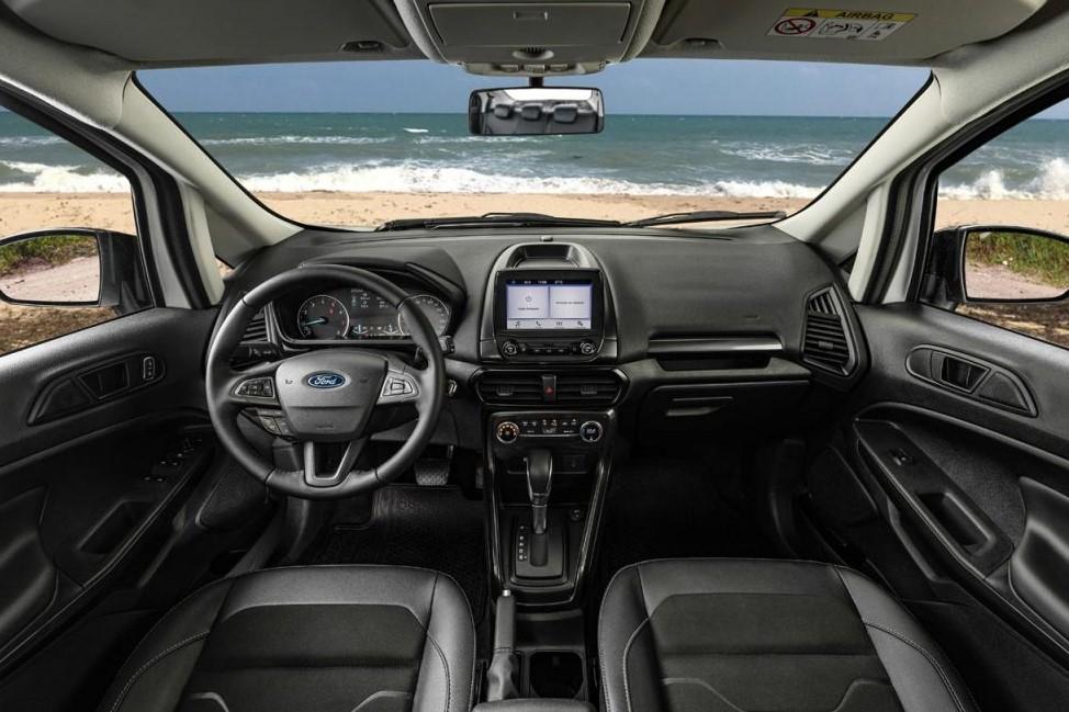 Interior Ford Ecosport 2018