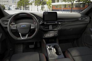 Interior Ford Kuga 2020