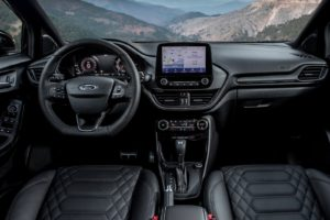 Interior Ford Puma 2020
