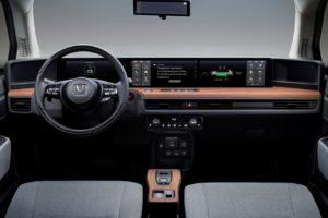 Interior Honda e 2020