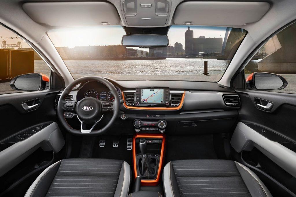 Interior Kia Stonic 2018