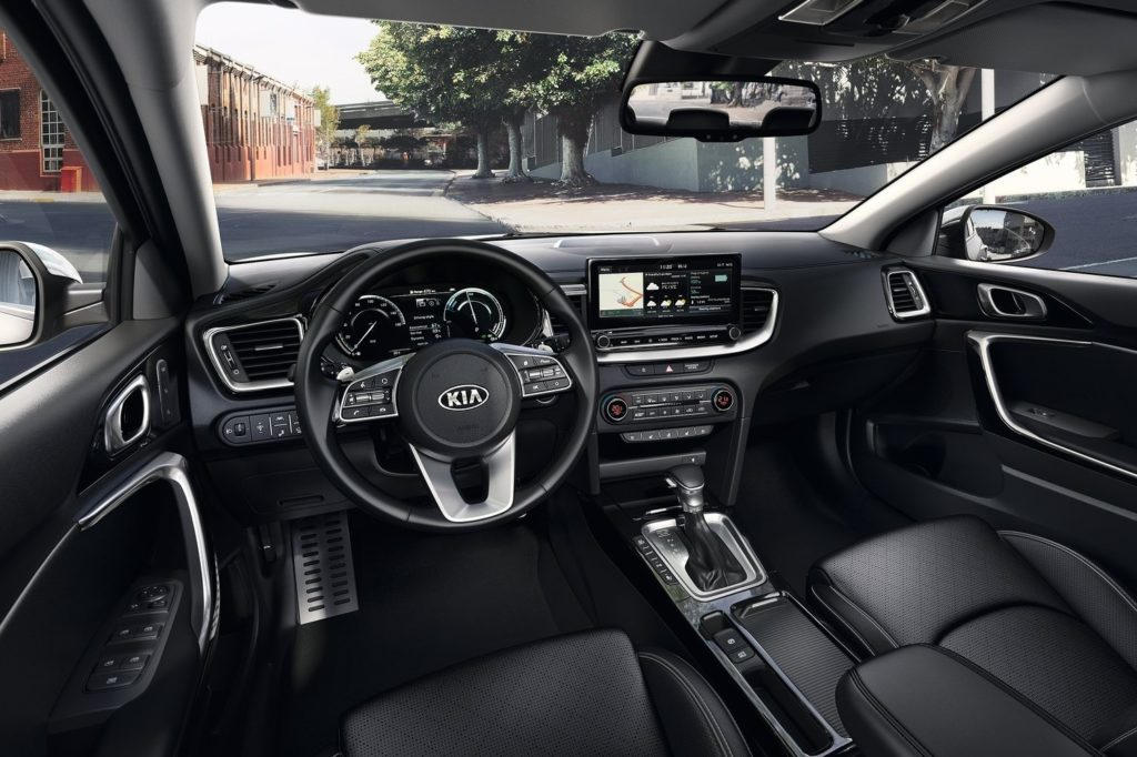 Interior Kia XCeed 2020
