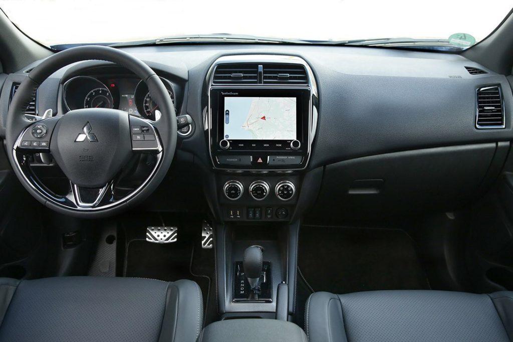 Interior Mitsubishi ASX 2020