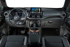 Interior Nissan Juke 2020