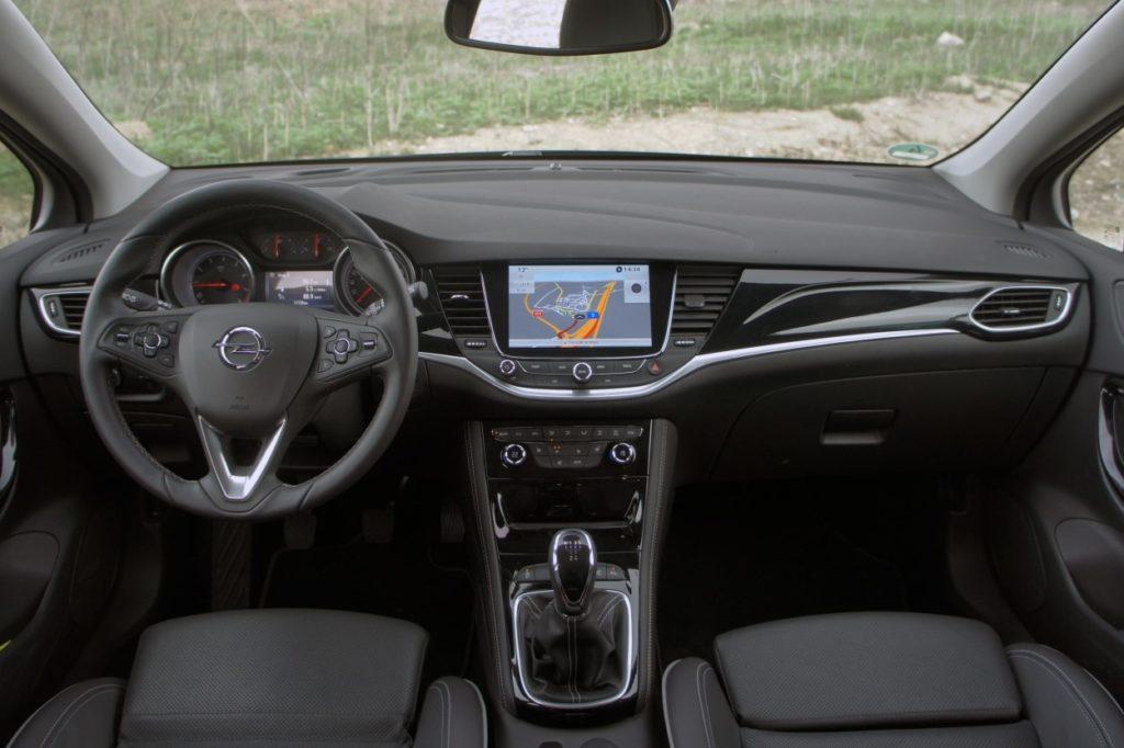 Interior Opel Crossland X 2018