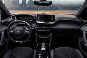 Interior Peugeot 2008 2019