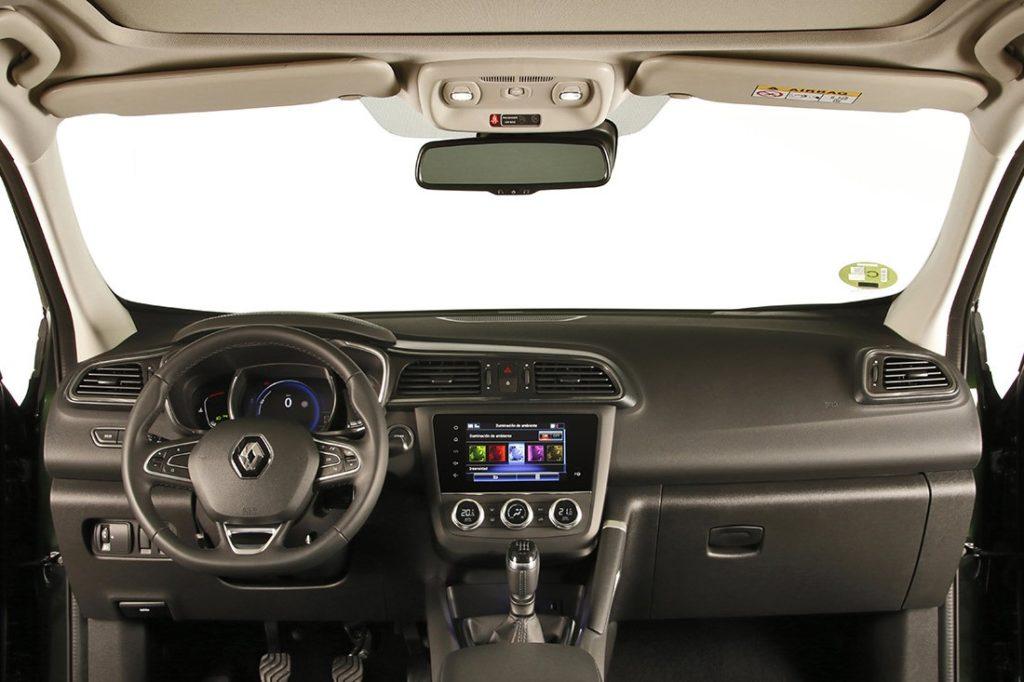 Interior Renault Kadjar 2019