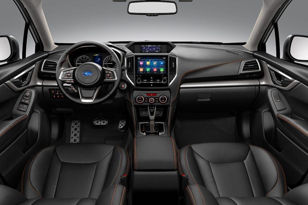 Interior Subaru XV 2018