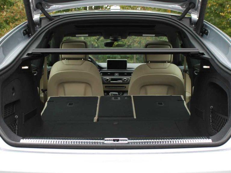 Maletero Audi A5 Sportback 2019