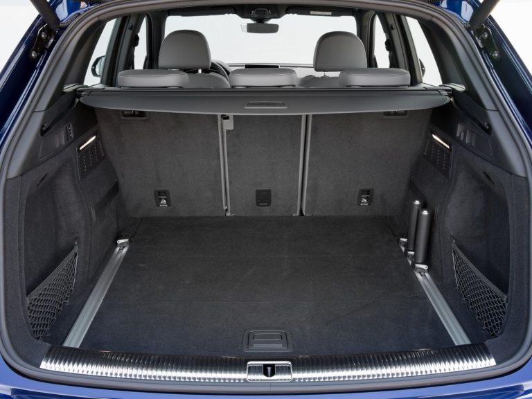 Maletero Audi Q5 2017