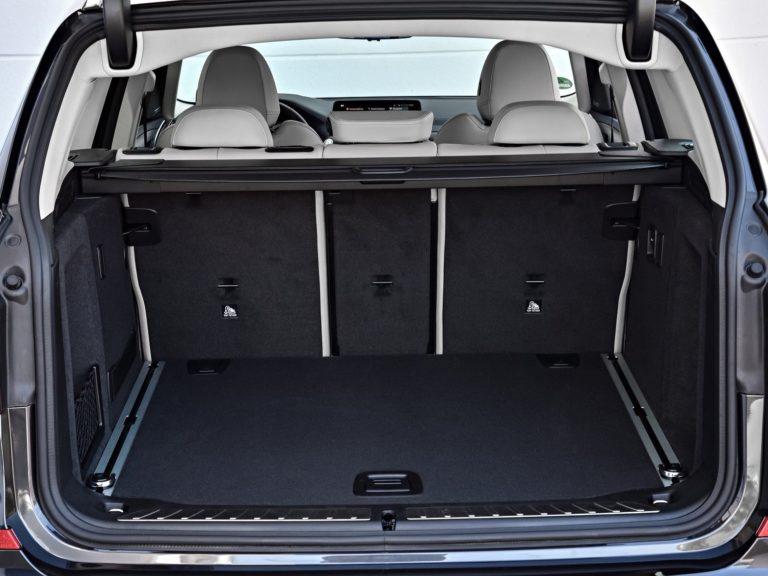 Maletero BMW X3 2018
