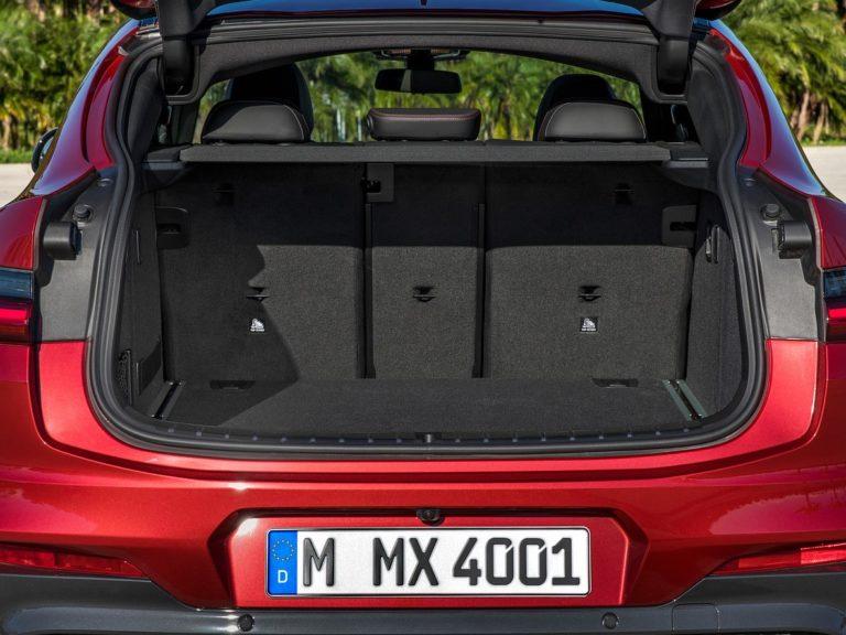 Maletero BMW X4 2019