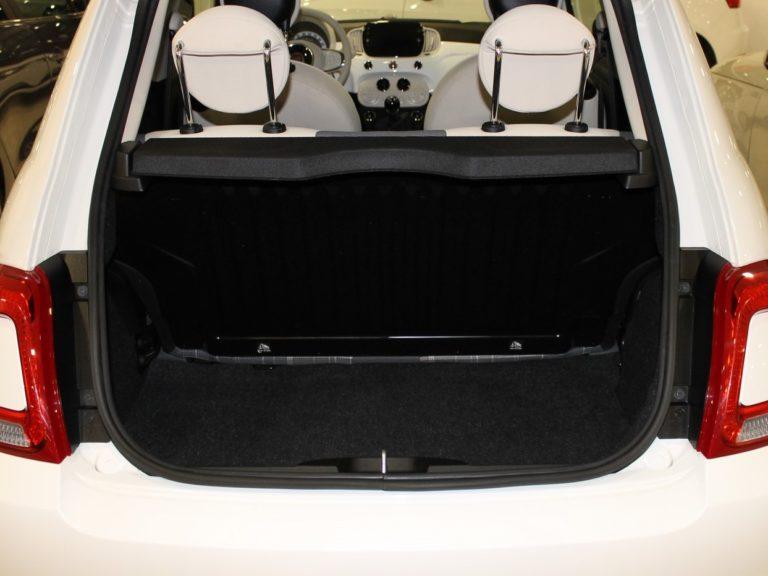 Maletero Fiat 500