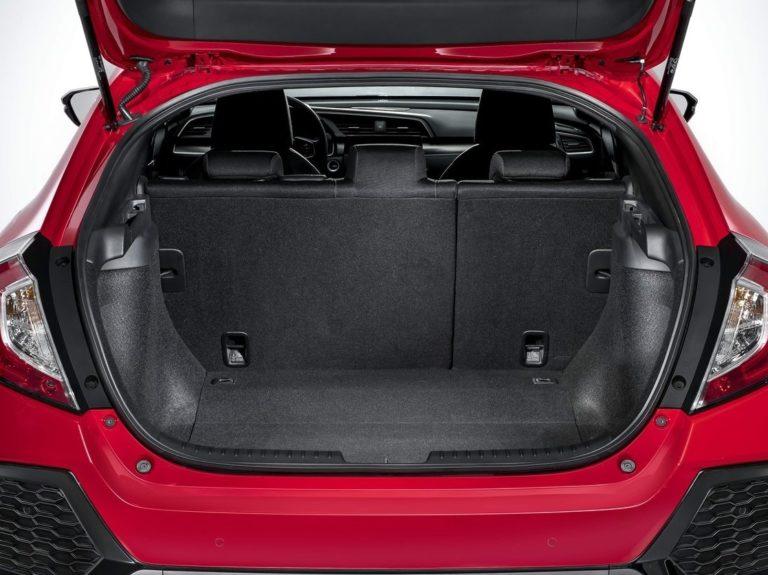 Maletero Honda Civic 2017