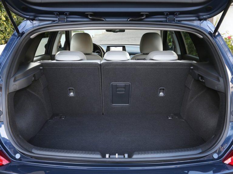Maletero Hyundai i30 2017