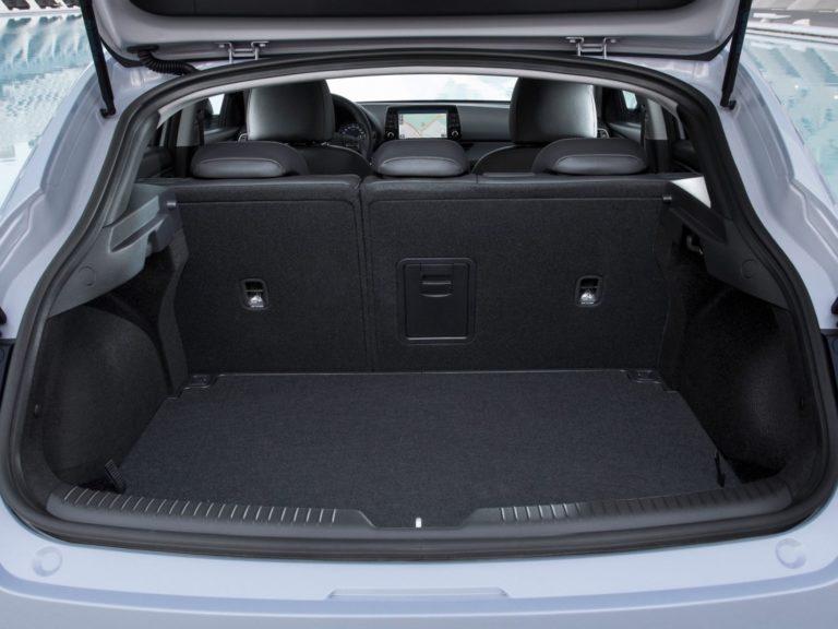 Maletero Hyundai i30 Fastback 2018