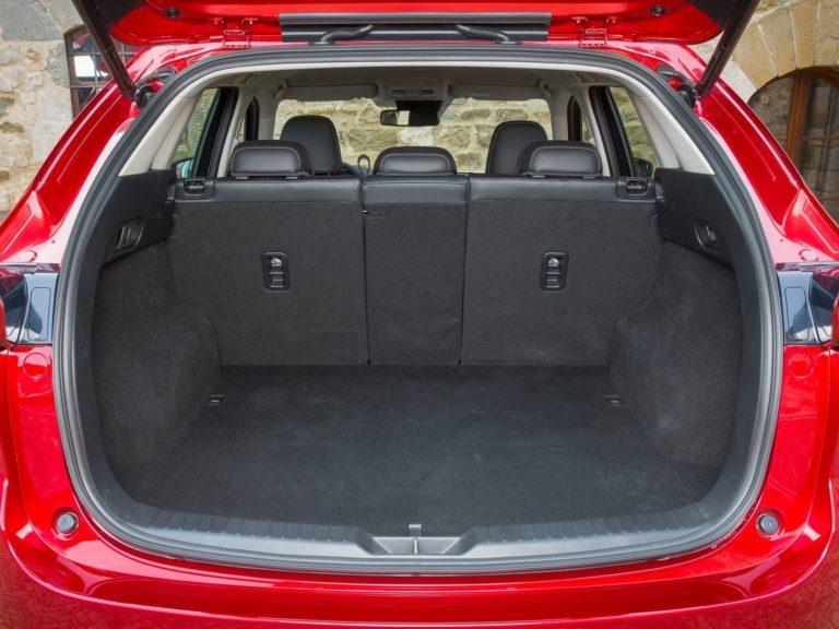 Maletero Mazda CX-5 2017