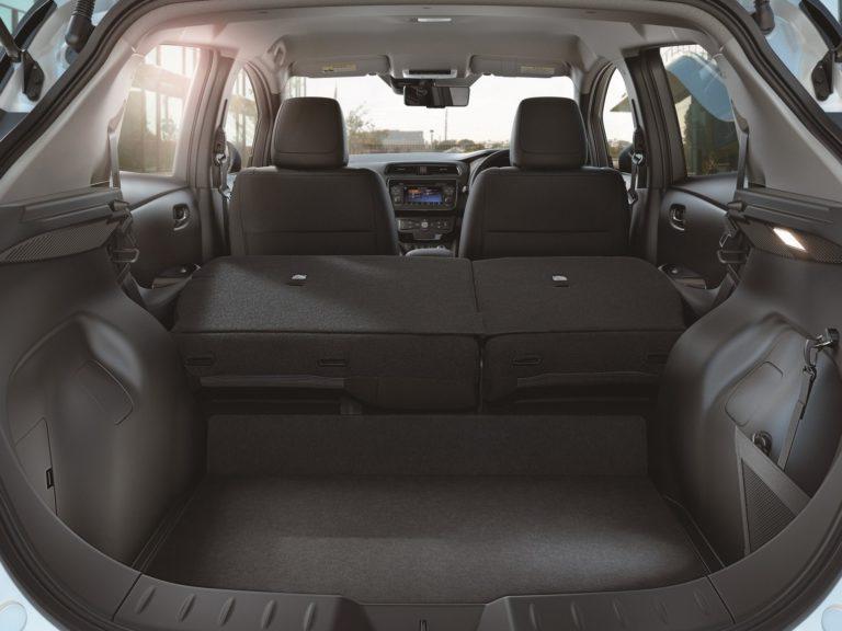 Maletero Nissan Leaf 2018