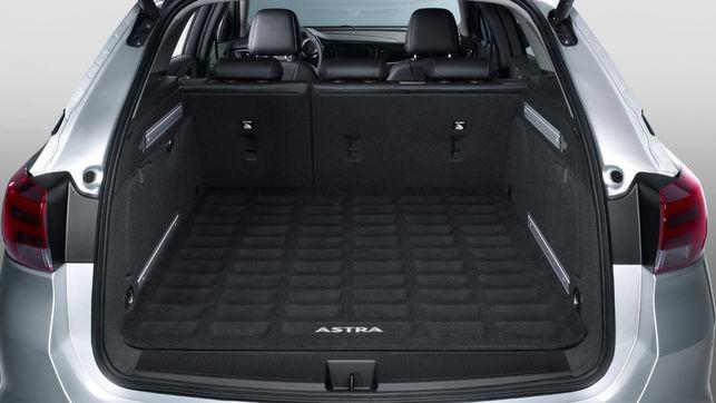 Maletero Opel Astra sport tourer 2019